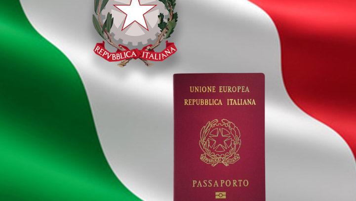 CITTADINANZA ITALIANA IURE SANGUINIS. VITTORIA