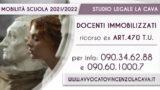 RICORSO EX ART 470 T.U. SCUOLA: AL VIA LE ADESIONI